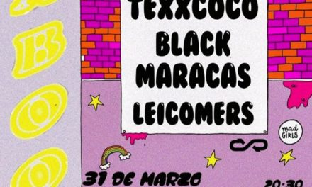 Mad Girls Magazine celebran su primer aniversario con Chicano Bulls, Texxcoco, Black Maracas y Leicomers