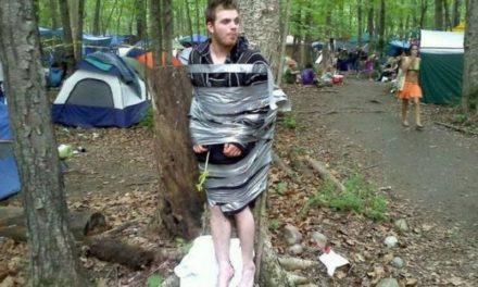 20 tipos de personas que puedes encontrar en el camping de un festival