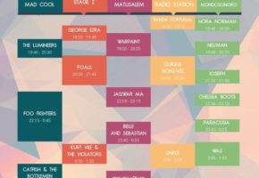 Mad Cool 2017: Horarios