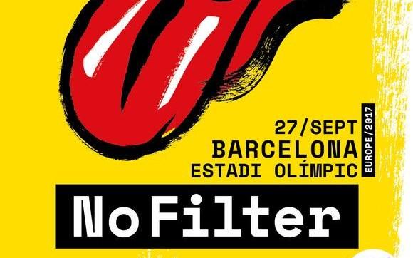 The Rolling Stones: concierto en Barcelona el 27 de septiembre de 2017