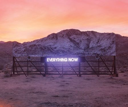 Tercer podcast: Arcade Fire, Liam Gallagher, Los Nikis, cine…