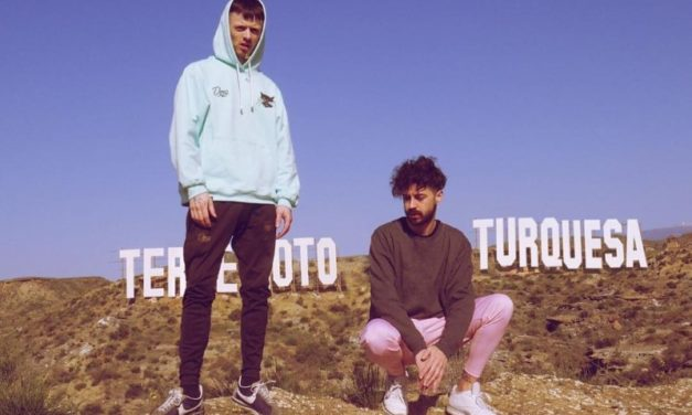 "Kinder Malo & Pimp Flaco se estrenan en Spotify con ""Terremoto Turquesa"""