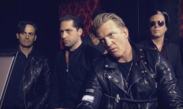 Queens Of The Stone Age anuncian su nuevo álbum, Villains, en este vídeo