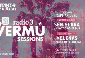 Santander Music 2017 anuncia sus Vermú Sessions