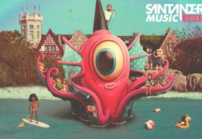 Santander Music 2017 arranca con The Vaccines y Belako