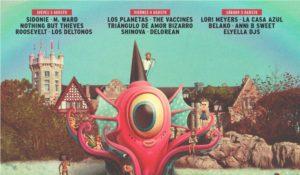 santander music festival 2017 cartel