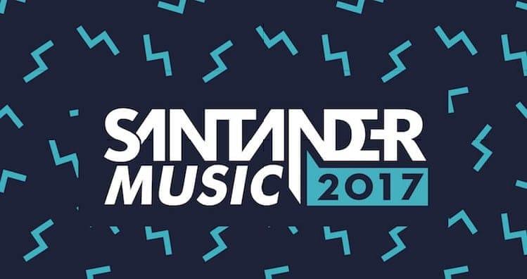 santander music