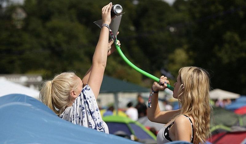 alcohol festival