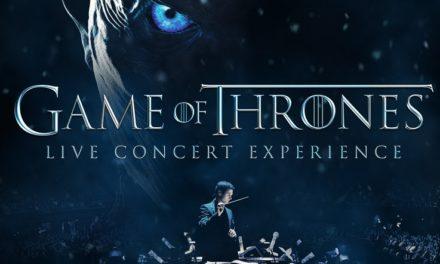 La gira Juego de Tronos Live Concert Experience pasará por España en 2018