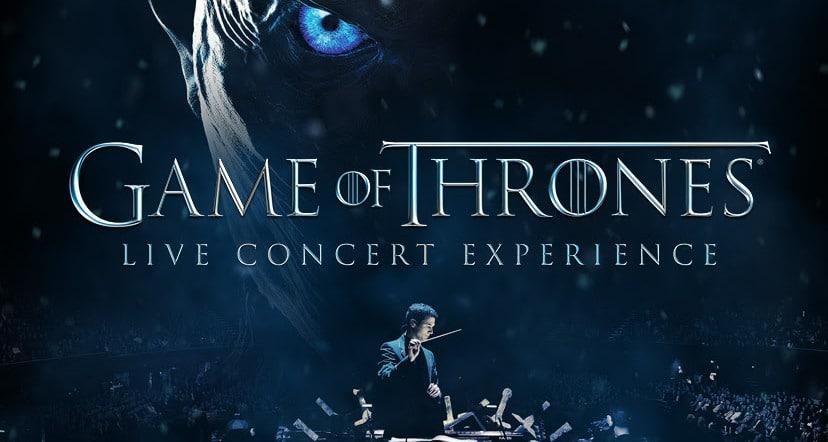 juego de tronos live concert experience