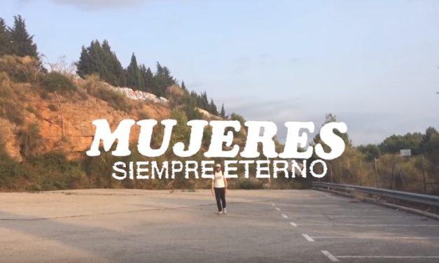 """Así suena el nuevo single de Mujeres: """"Siempre Eterno"""""""