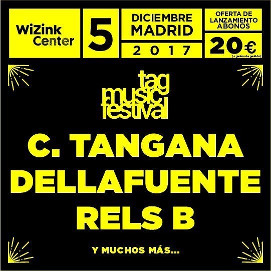tag music festival cartel