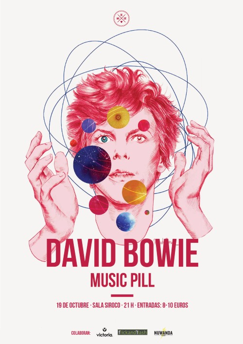 david bowie music pill