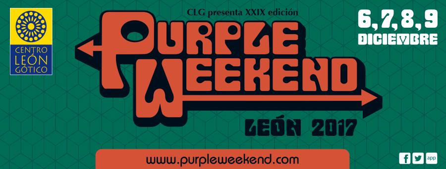 Purple Weekend Wake And Listen