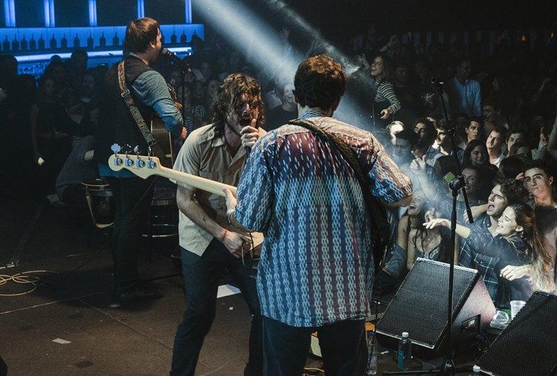club del rio concierto