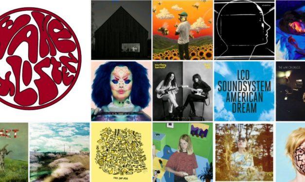Los 50 mejores discos de 2017