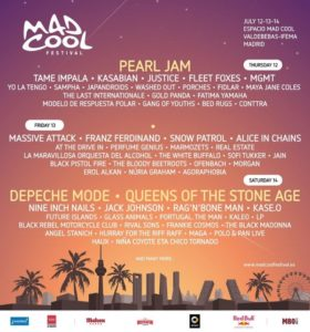 mad cool 2018 cartel