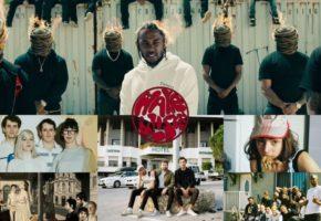 Las 200 mejores canciones de 2017