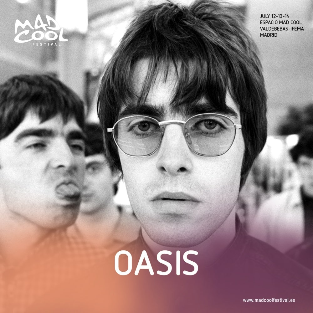 oasis mad cool
