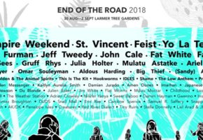 Vampire Weekend anuncian su primer concierto de 2018