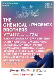 low festival 2018 cartel