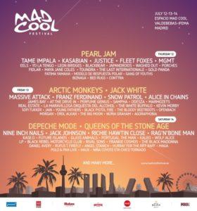 mad cool 2018 cartel