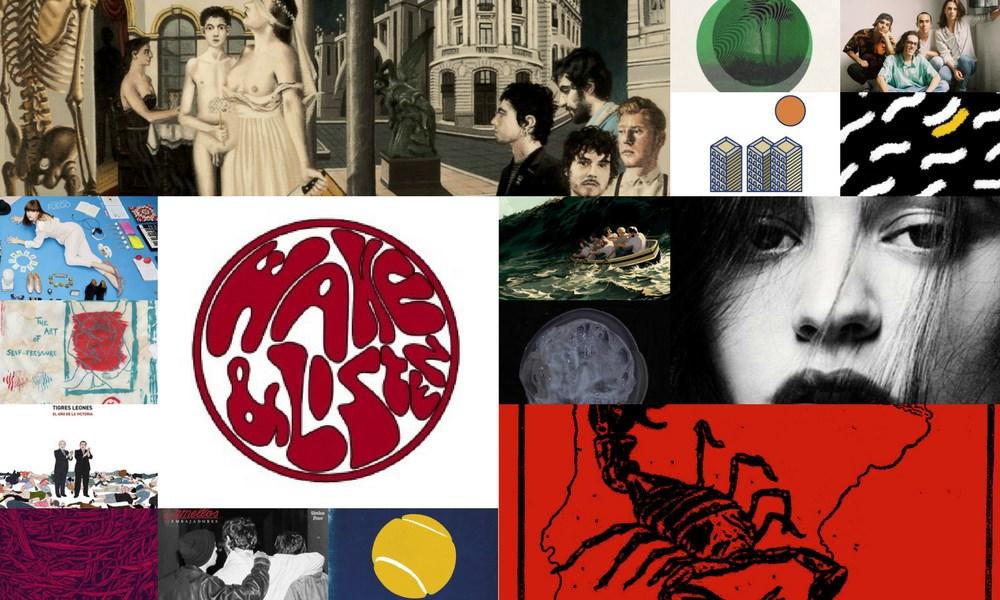 Los 25 mejores discos españoles de 2017