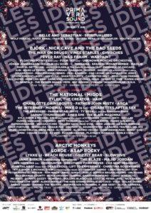 primavera sound 2018 cartel