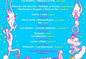 Sound Isidro 2018: confirmaciones y cartel