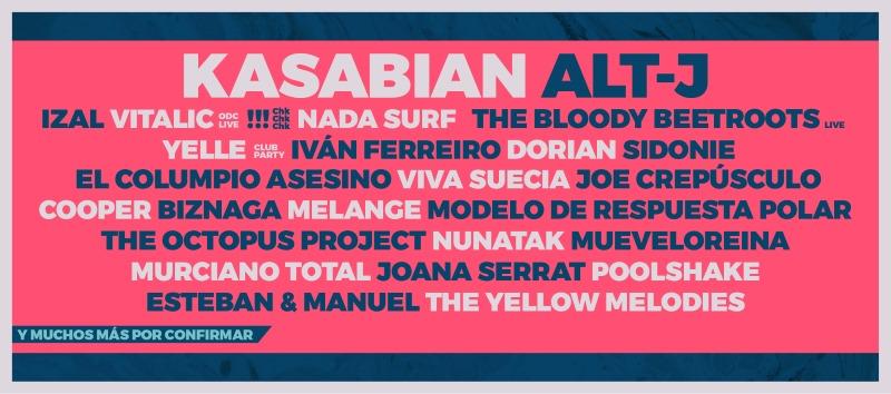 wam festival 2018 cartel