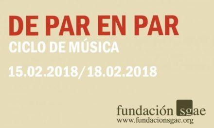 El ciclo De Par En Par vuelve a Madrid con Joe Crepúsculo, Camellos y muchos más