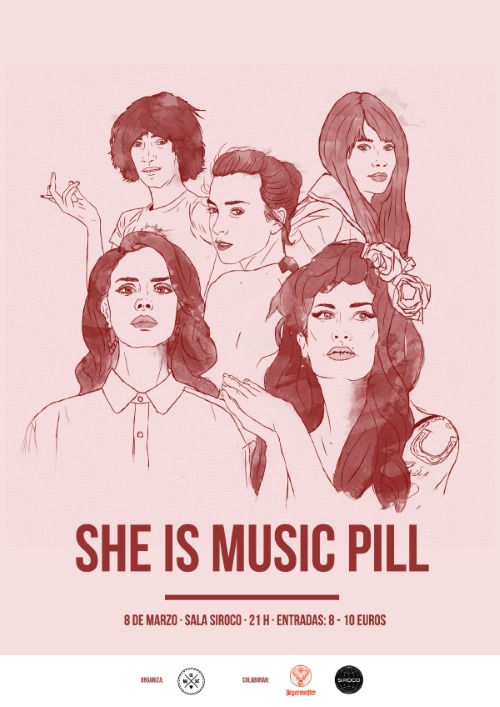 she is music pill