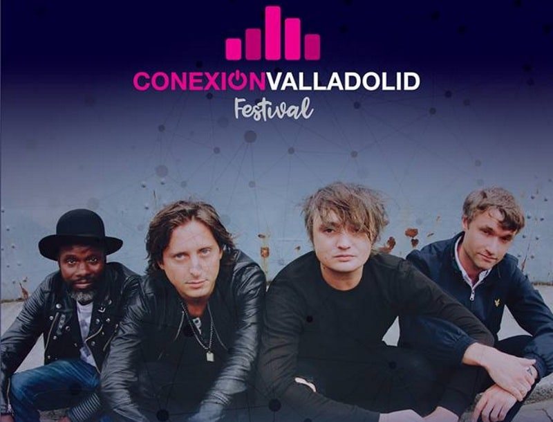 conexion valladolid the libertines