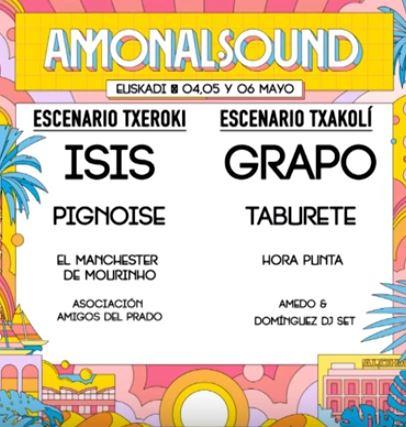 amonal sound