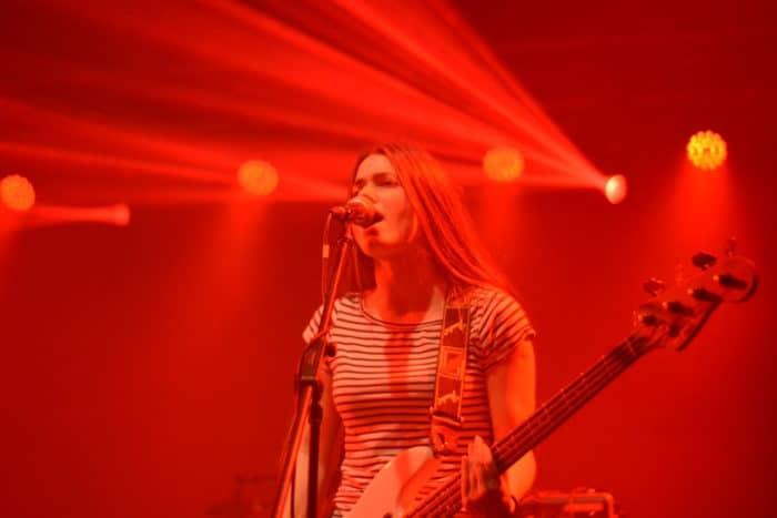 Belako concierto en León
