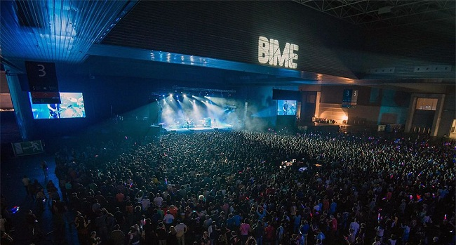 Bime Live 2018 Rumores