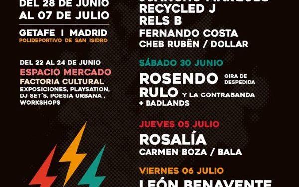 Cultura Inquieta Festival 2018: cartel y entradas