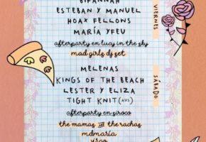 Mad Girls celebran su segundo aniversario con un festival en Siroco
