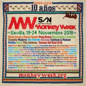 monkey week 2018 cartel