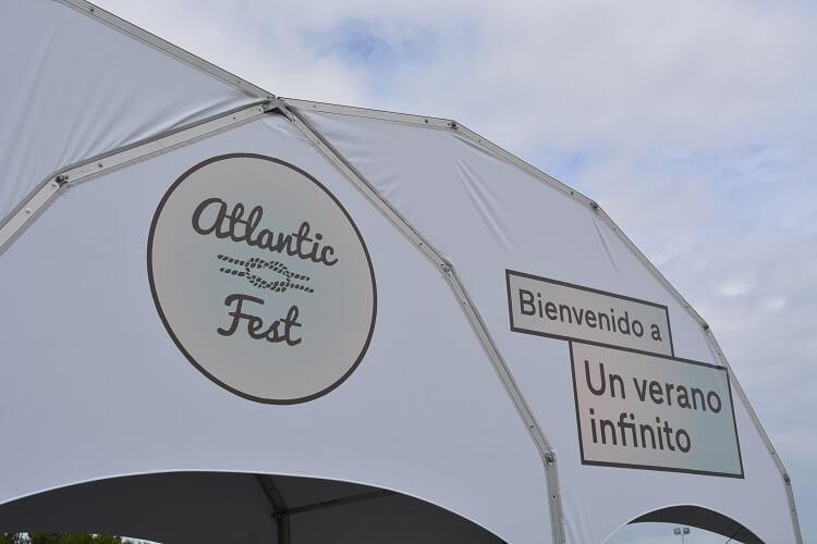 Entrada del Atlantic Fest