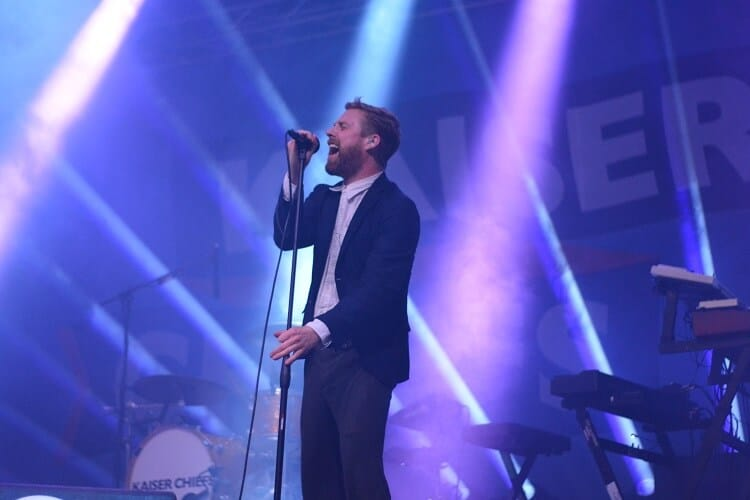 Kaiser Chiefs en el Atlantic Fest 2018