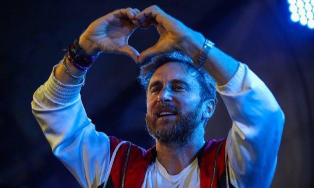 Cachés de los artistas y bandas en 2018: David Guetta, Vetusta Morla…
