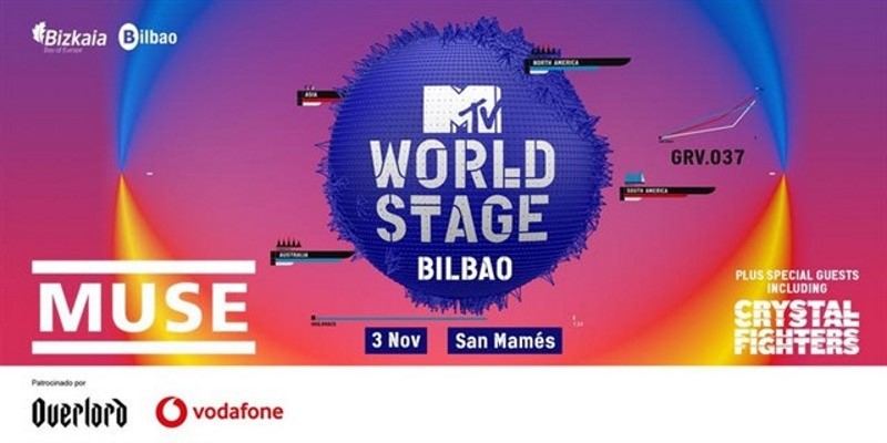 mtv world stage bilbao muse