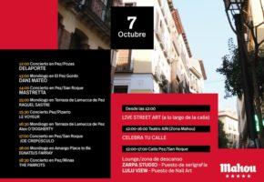 Celebra tu Calle 2018: conciertos de The Parrots, Joe Crepúsculo, EME Dj..