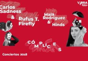 Cómplices de Mahou 2018: conciertos de Zahara, Sidecars, Hinds...