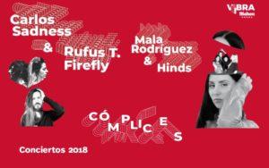 complices mahou 2018