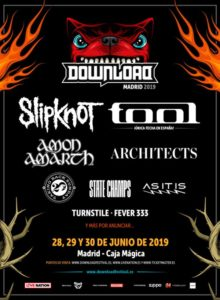 download festival madrid 2019 cartel