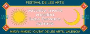 festival les arts 2019 cartel