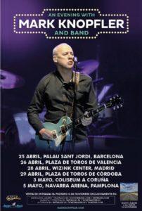 mark knopfler conciertos espana 2019