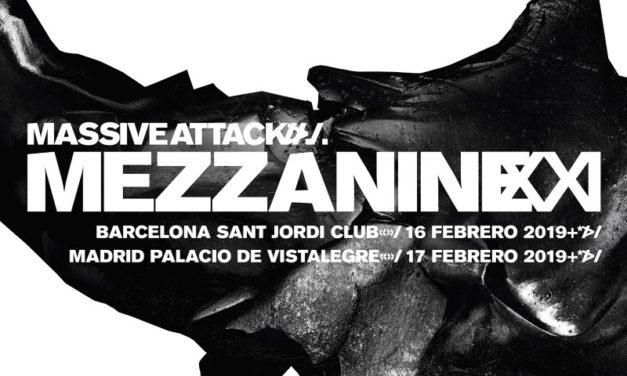 Conciertos de Massive Attack en España – 2019 – Entradas